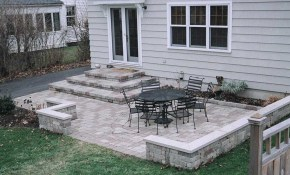 Adorable Backyard Stone Patio Design Ideas And Backyard with regard to Backyard Stone Ideas