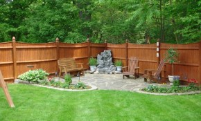 Affordable Trendy Small Backyard Patio Ideas Makeover inside Simple Backyard Ideas On A Budget