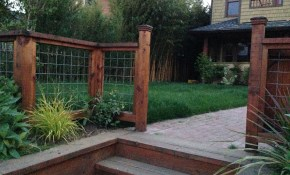Awesome Great Front Yard Privacy Fence Ideas W 3015 Creative in 14 Some of the Coolest Designs of How to Makeover Backyard Fence Ideas Pictures