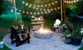 Awesome Rustic Backyard Design Ideas Hoomcode for Rustic Backyard Ideas