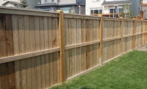 Backyard Fencing Ideas Homesfeed Back Yard Fence Northeast for 13 Awesome Concepts of How to Make Backyard Fencing Ideas