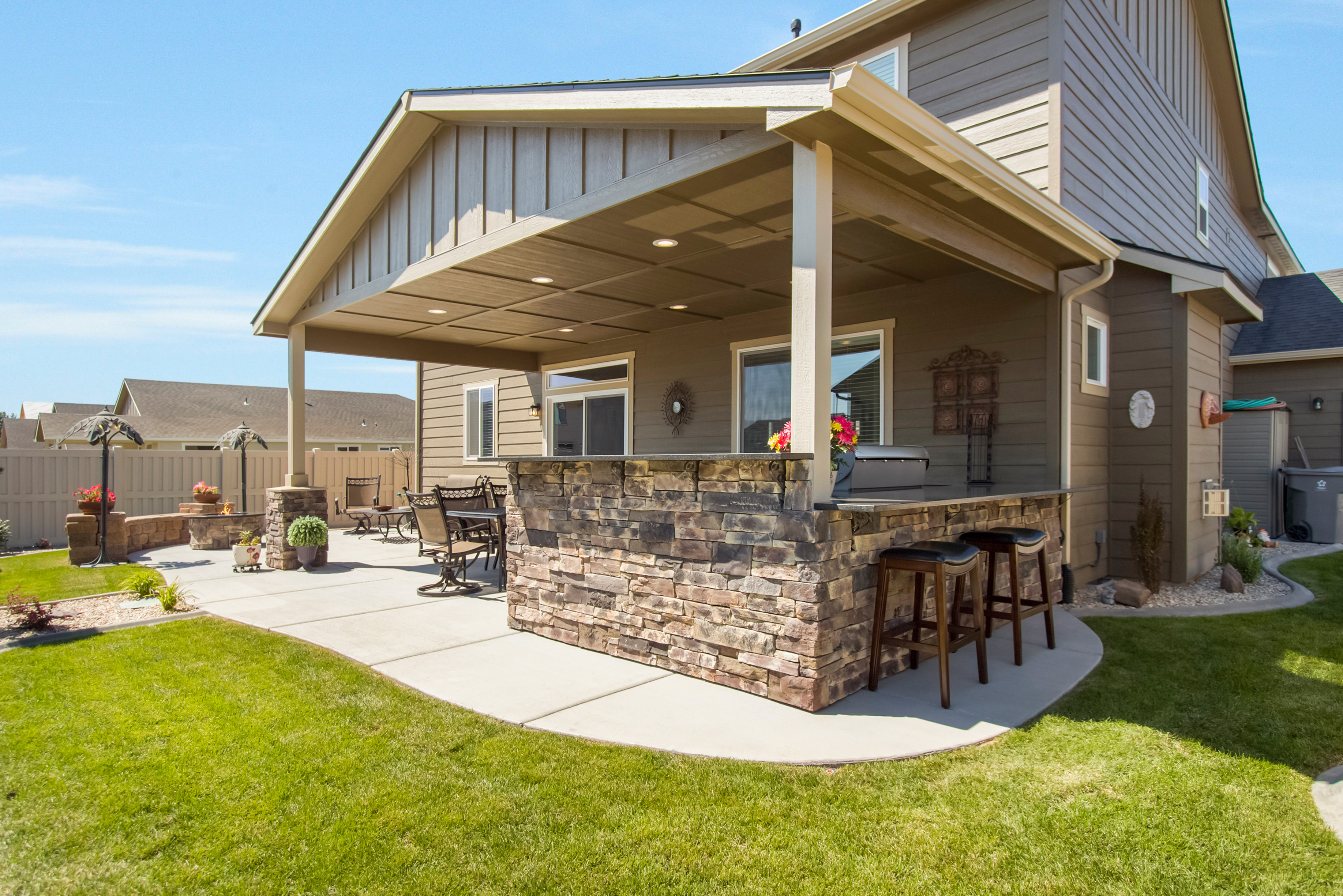 Backyard Ideas For Your New Home Hayden Homes Blog pertaining to 13 Smart Concepts of How to Craft Backyard Pictures Ideas