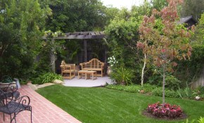 Backyard Landscaping Ideas Santa Barbara Down To Earth Landscapes inside Landscape Backyard