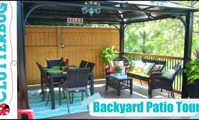 Backyard Patio Decorating Ideas Tips And Tour in 12 Smart Ways How to Build Backyard Decorating Ideas