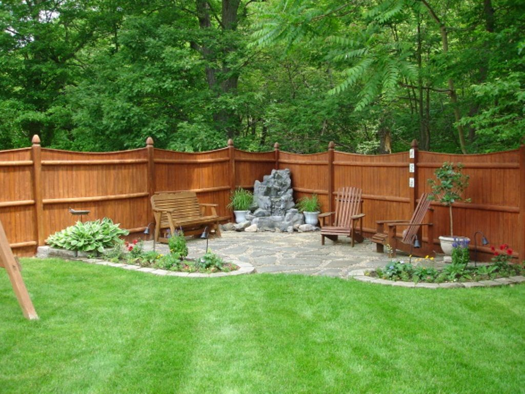 Backyard Patio Ideas On A Budget Back Patio Ideas Pictures throughout 11 Clever Tricks of How to Build Backyard Corner Landscaping Ideas