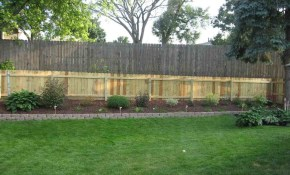 Backyard Privacy Backyard Frontyard Landscape Fence intended for Backyard Privacy Wall Ideas