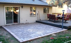 Best Backyard Paver Patio Ideas Designs Design Idea And inside Backyard Paver Ideas