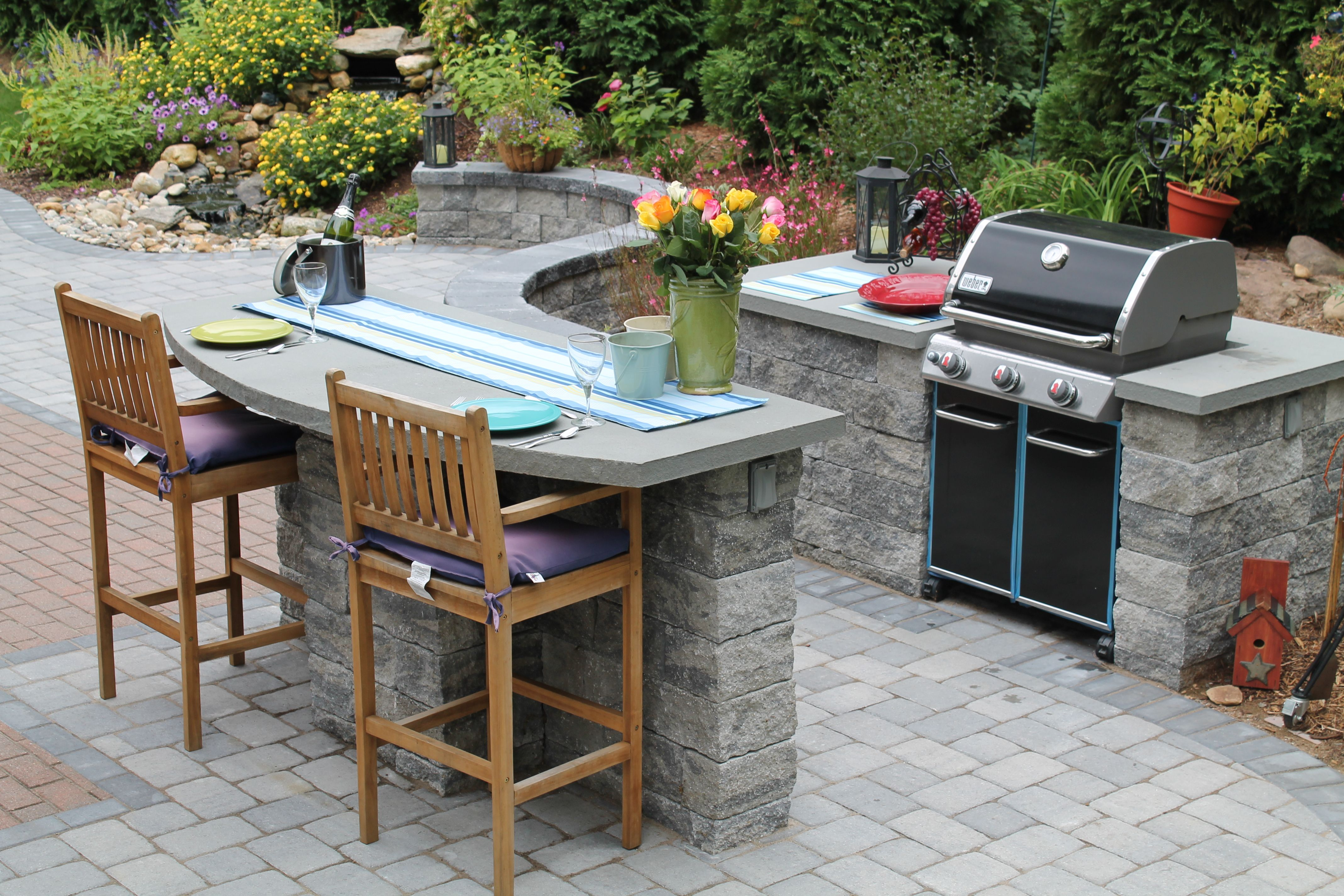 Catchy Outdoor Patio Grill Ideas And Outdoor Built In Grill with regard to 14 Some of the Coolest Initiatives of How to Craft Backyard Built In Bbq Ideas