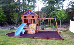 Cheap Backyard Ideas No Grass Diy Backyard Ideas For Kids inside Kids Backyard Ideas
