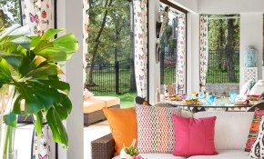 Colorful Backyard Decorating Ideas with Backyard Decorating Ideas