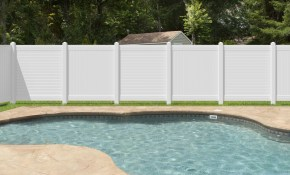 Composite Fencing Fencing The Home Depot throughout 14 Smart Designs of How to Build Backyard Fence Prices