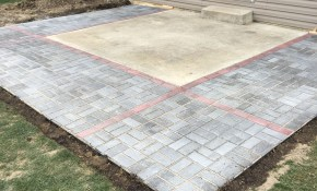 Cool Way To Extend A Concrete Slab Patio House Ideas In for 14 Smart Tricks of How to Upgrade Backyard Concrete Slab Ideas