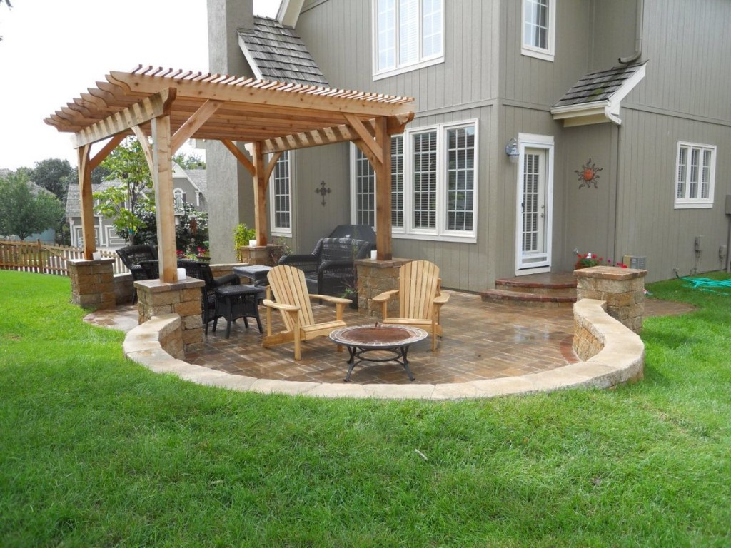 Cozy Backyard Patios Patio Ideas For Small Spaces Outdoor in 11 Genius Designs of How to Build Simple Backyard Patio Ideas