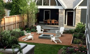 Decorating Deck Patio Furniture Ideas For Full Size Of Fall Yard within Inexpensive Backyard Patio Ideas