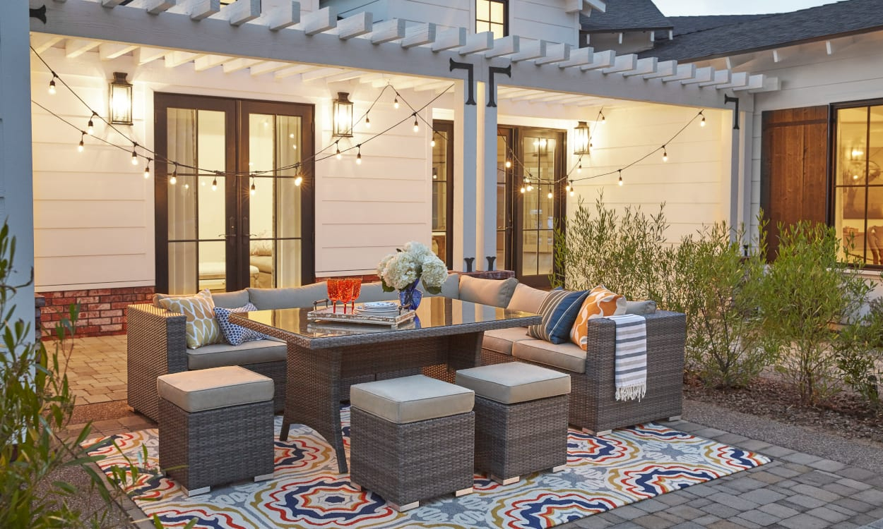 Easy Patio Decorating Ideas For An Endless Summer regarding 10 Genius Ways How to Make Backyard Patio Decorating Ideas
