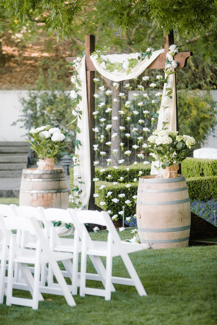 Elegant Rustic Backyard Wedding Arbor Ideas Copy within 14 Awesome Designs of How to Upgrade Rustic Backyard Ideas
