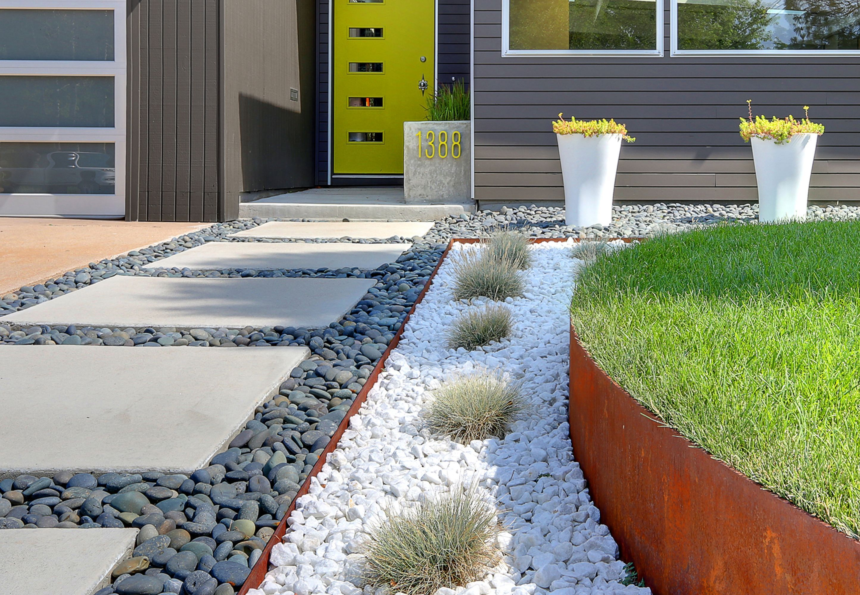 Gravel Landscaping Ideas Front Yard Decor Its within 14 Genius Ideas How to Make Gravel Backyard Ideas