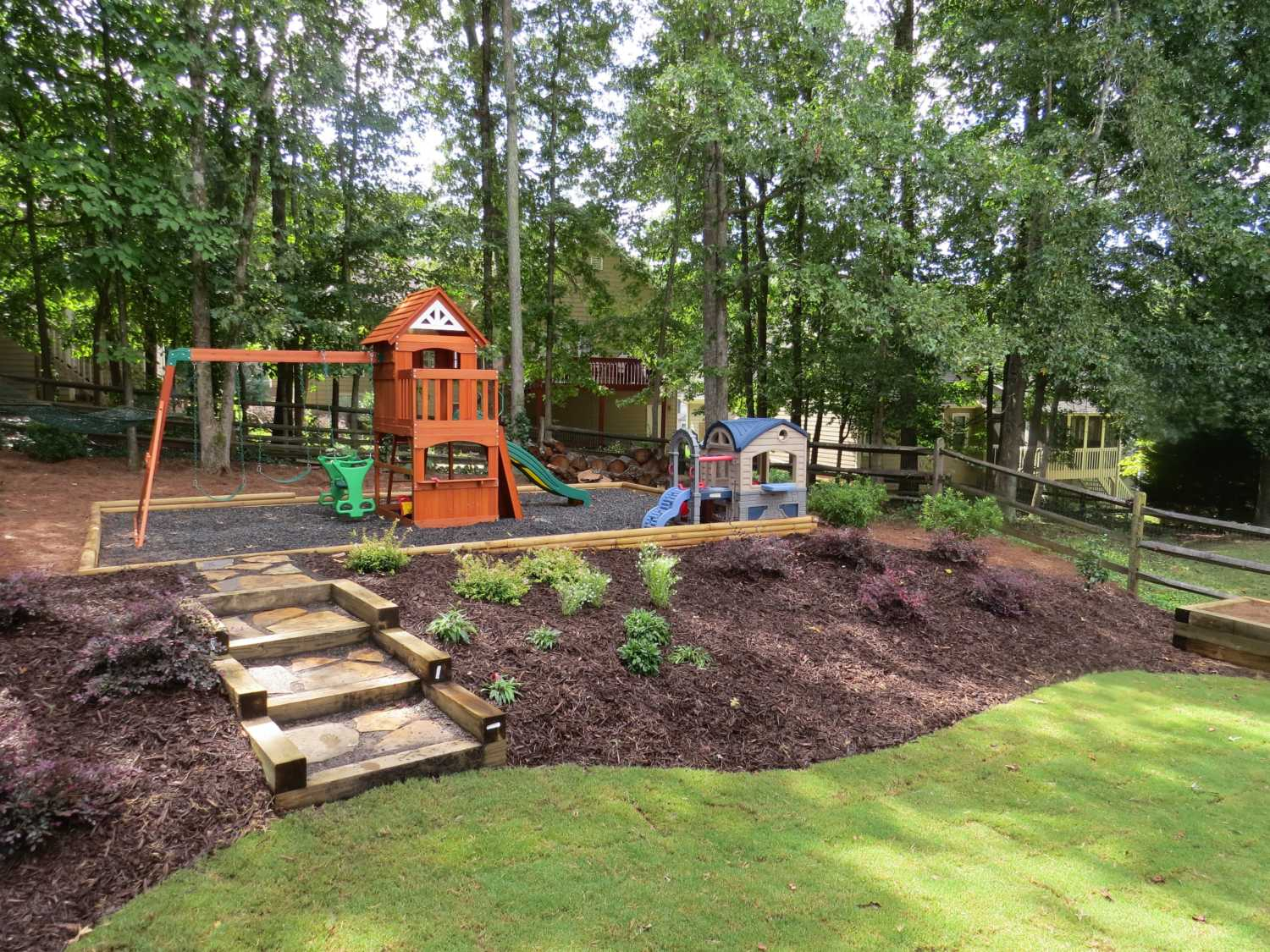 Hill Landscaping Design Landscaping And Gardening for 15 Genius Ideas How to Improve Backyard Hill Landscaping Ideas