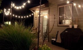 Interesting Idea Cheap Outdoor Lighting Ideas 38 Innovative For Your inside Cheap Backyard Lighting Ideas