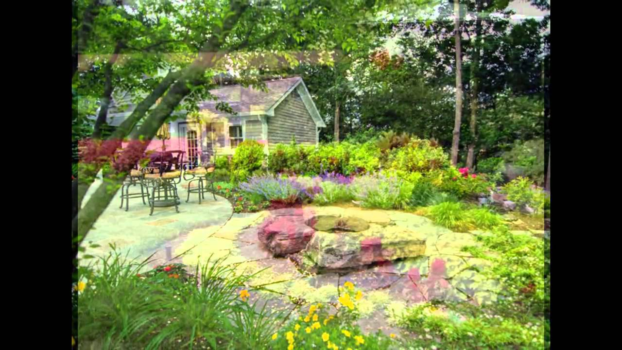 Landscape Ideas Landscape Ideas For Shaded Backyard within Shaded Backyard Ideas