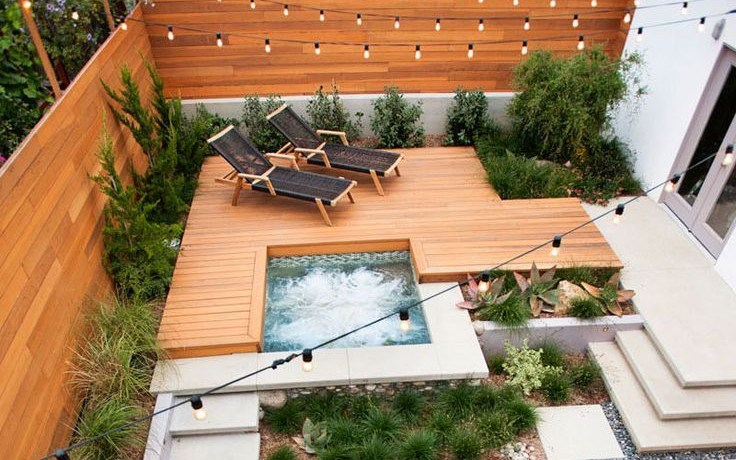 Landscaping Design Ideas 11 Backyards Designed For with regard to Patio Design Ideas For Small Backyards