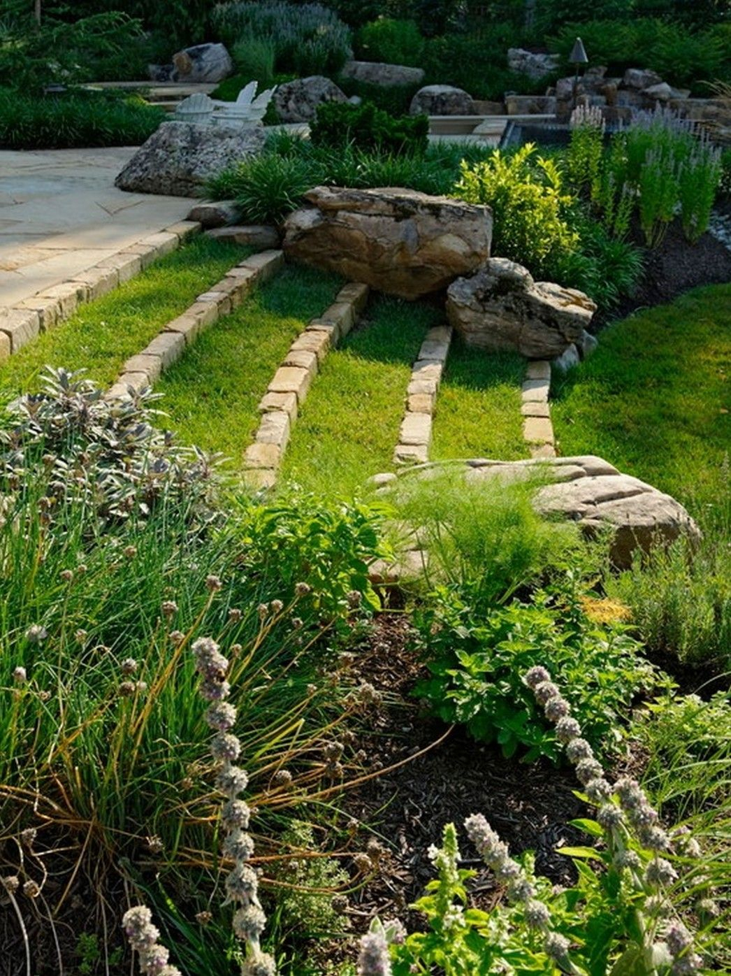 Landscaping Ideas Small Sloped Yard Home Projects Slope pertaining to 13 Genius Ideas How to Upgrade Landscaping A Sloped Backyard