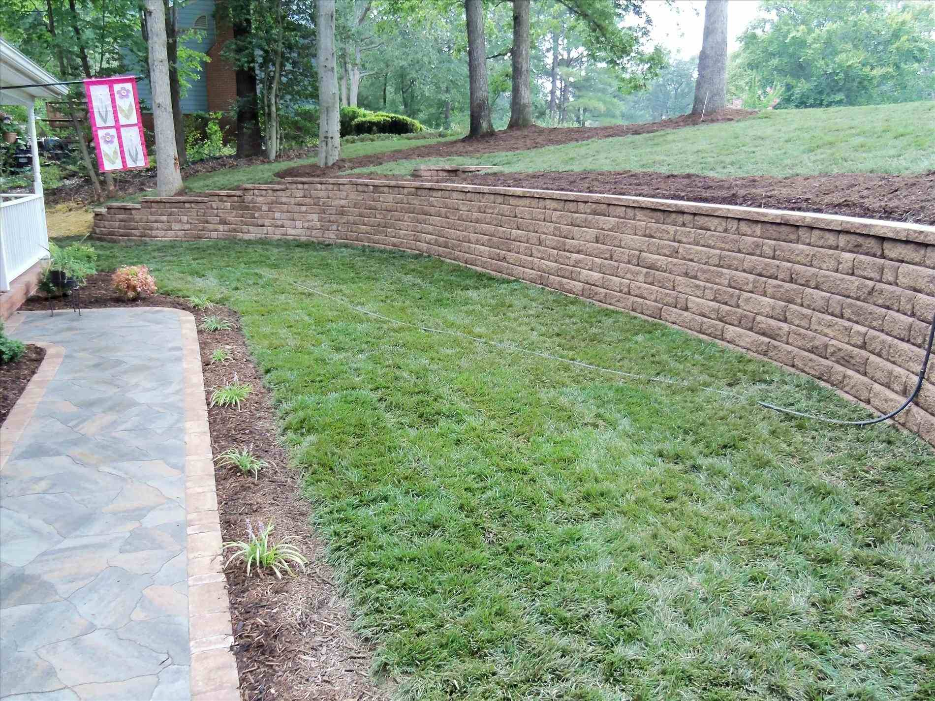 Minimalist Rhamysofficenet Patio Landscaping Ideas For with regard to 14 Genius Ways How to Craft Landscaping Ideas For Downward Sloping Backyard