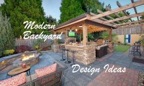 Modern Backyard Design Ideas Paradise Restored Landscaping pertaining to 14 Smart Tricks of How to Make Design For Backyard Landscaping
