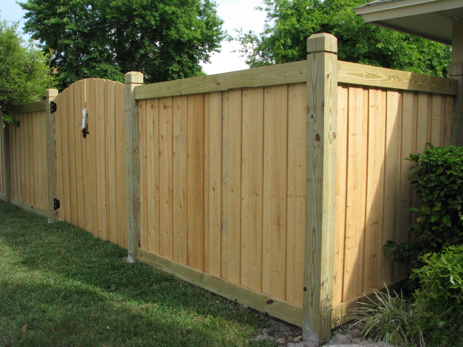 Mossy Oak Fence Home Decor Fence Design Wood Fence intended for Backyard Wood Fence Ideas