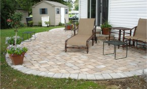 Outdoor Patio Tile Ideas Cost Design Idea And Decor How with Backyard Tiles Ideas