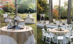 Outdoor Wedding Ideas Rustic Vintage Backyard Wedding Emily intended for 15 Awesome Concepts of How to Upgrade Vintage Backyard Wedding Ideas