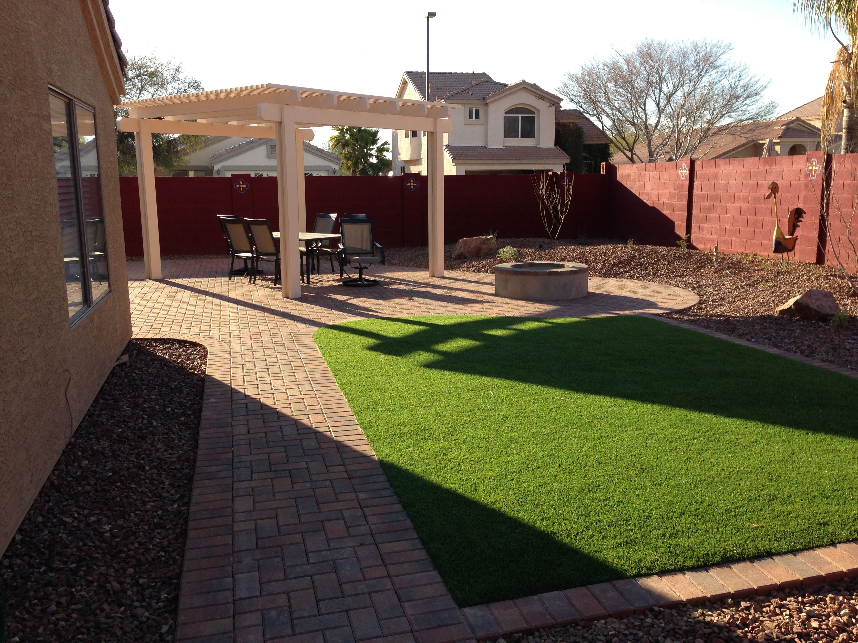 Phoenix Area Backyard Landscape Design Ideas And News Backyard within Arizona Backyard Landscape Design