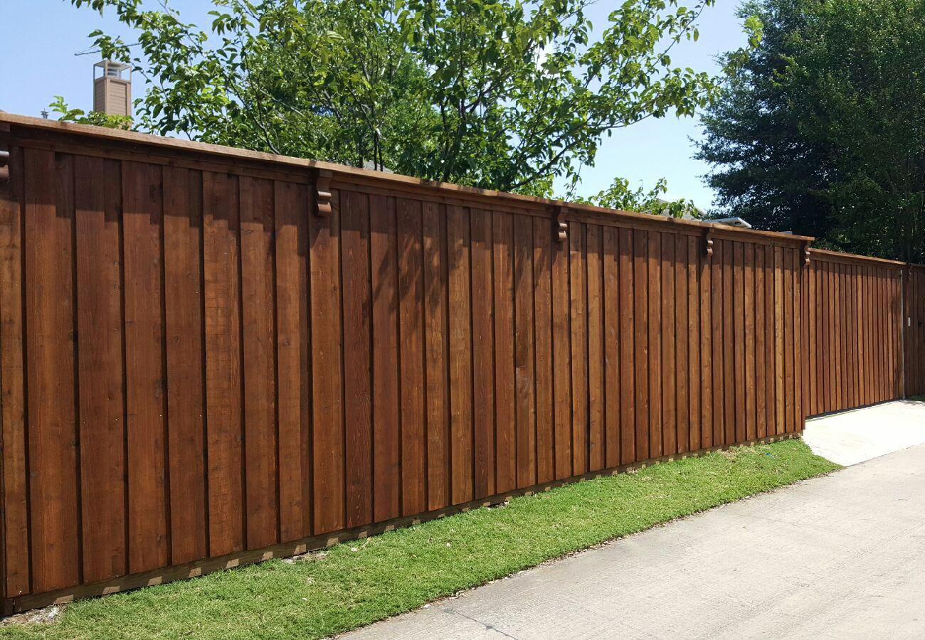 Plano Fence Companies A Better Fence Company Wood Iron Fences within 15 Clever Ways How to Makeover Backyard Fence Company