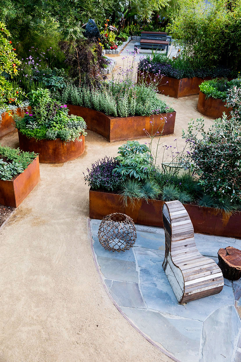 Small Backyard Ideas For An Edible Garden Sunset Magazine with 14 Some of the Coolest Ways How to Craft Small Backyard Garden Ideas
