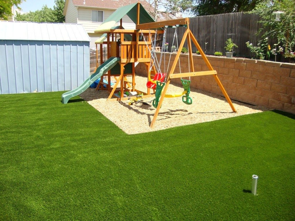 Small Backyard Playground Ideas For Kids With Pictures in Small Backyard Playground Ideas