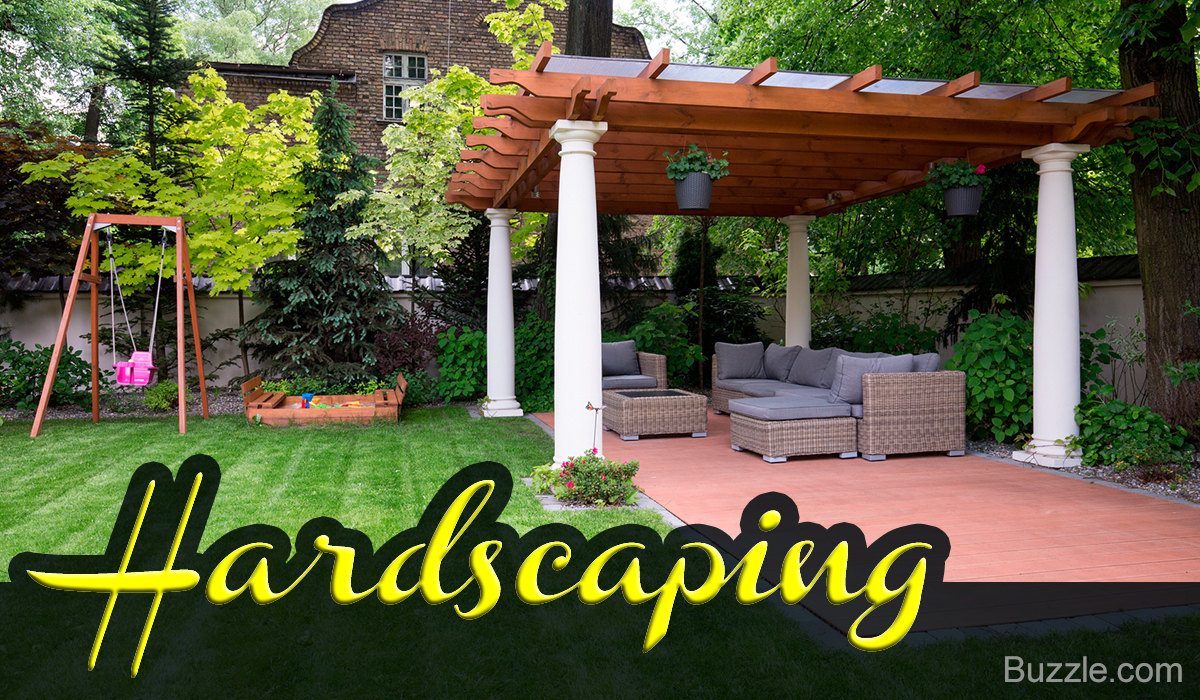 Strikingly Beautiful Hardscaping Ideas For Small Backyards pertaining to Ideas For Small Backyards