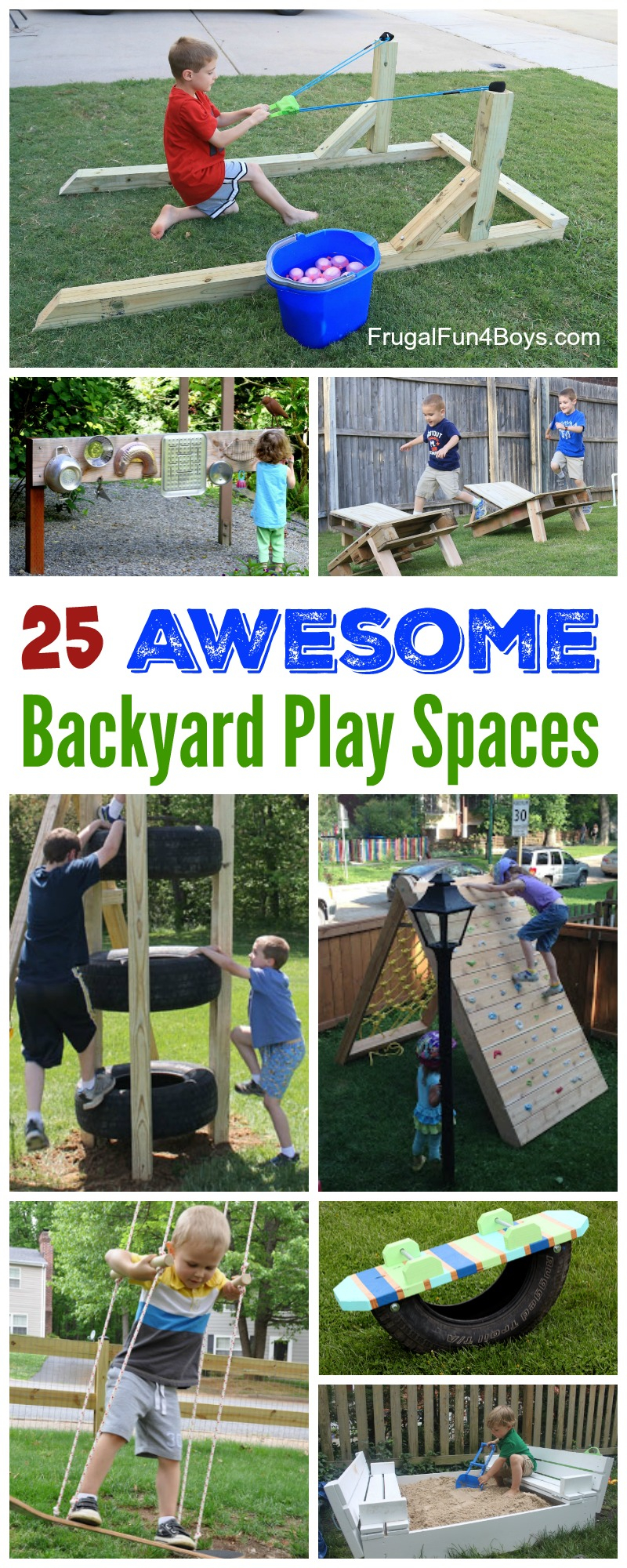 The Best Backyard Diy Projects For Your Outdoor Play Space throughout Backyard Ideas For Toddlers