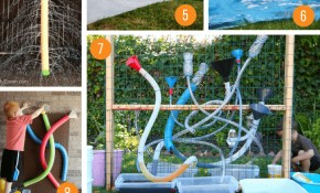 The Best Outdoor Water Activities To Keep Your Kids Cool with Backyard Fun Ideas For Kids