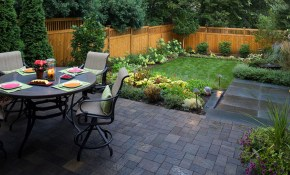 This Backyard Landscaping Ideas For Small Yards Picture with Backyard Landscaping Ideas For Small Yards