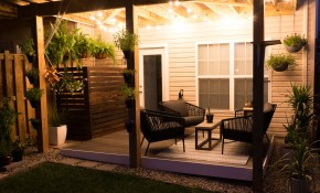 Tiny Backyard Ideas An Update On My Tiny Backyard Garden for 13 Clever Concepts of How to Improve Patio Design Ideas For Small Backyards