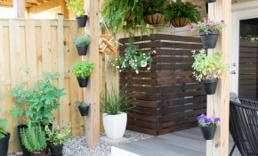 Tiny Backyard Ideas An Update On My Tiny Backyard Garden within 12 Genius Designs of How to Improve Ideas For Small Backyards