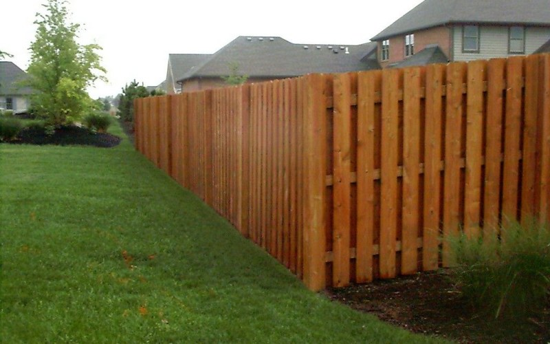 Types Of Wood Fences For Backyard Outdoor Goods With regarding 14 Genius Ways How to Build Fences For Backyards Types