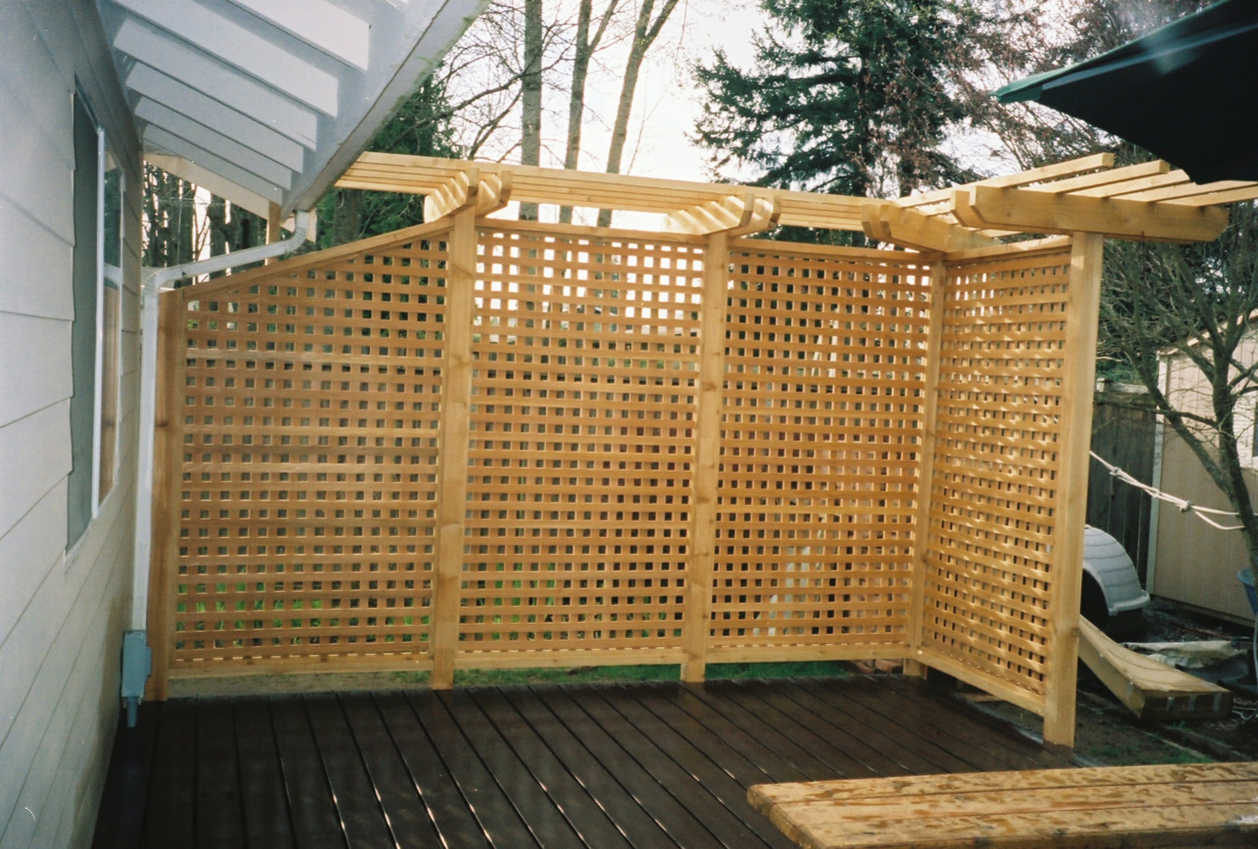 15 Unique Ideas Of Outdoor Privacy Screen Images throughout The Most Amazing Privacy Screen Ideas for Backyard intended for Residence