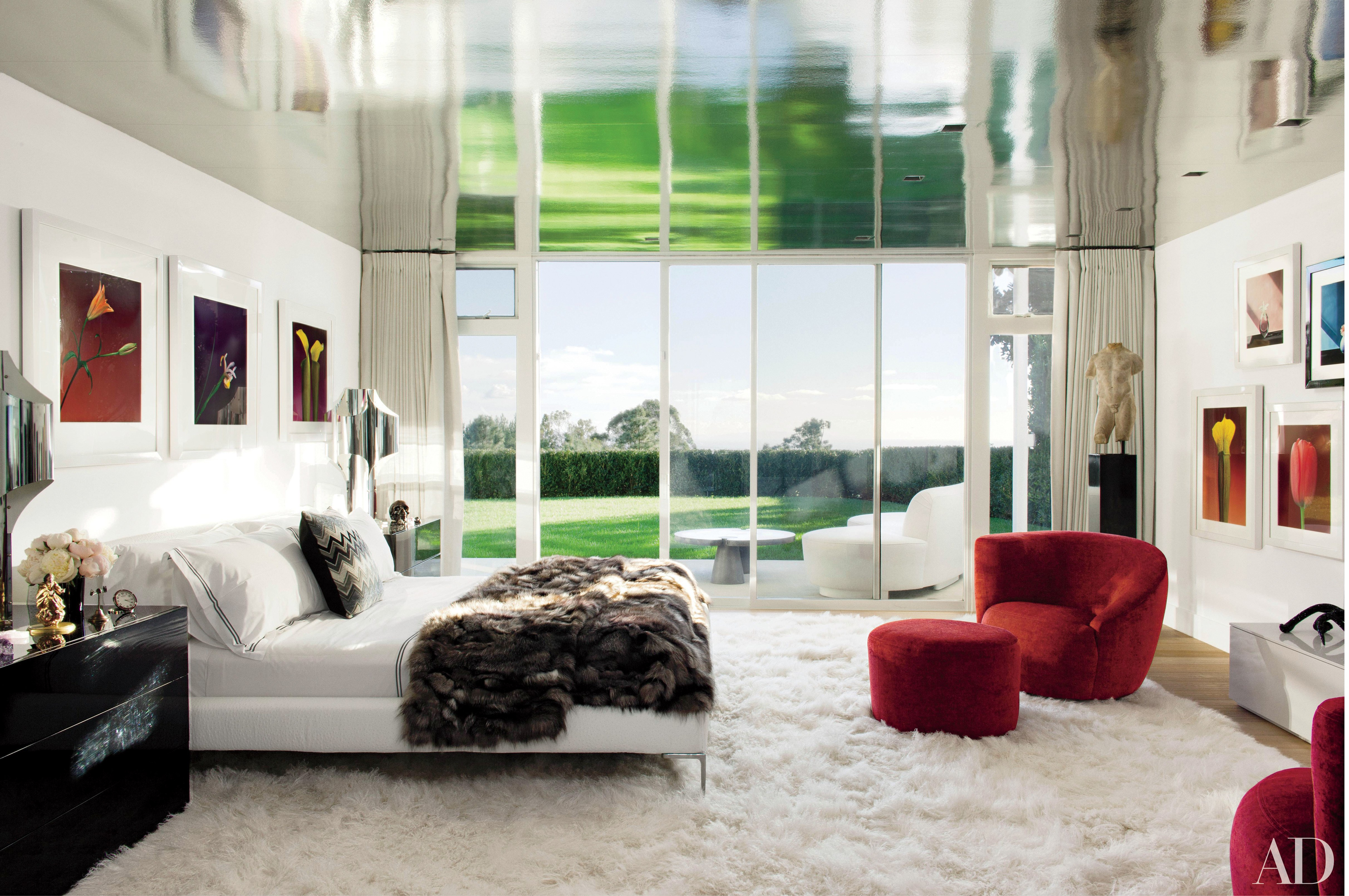 24 Contemporary Bedrooms With Sleek And Serene Style in Beautiful Modern Bedrooms