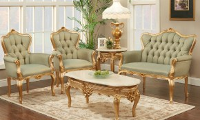 770 Bj Solid Velvet Polrey French Provincial Style Living Room Set with 13 Clever Designs of How to Makeover French Provincial Living Room Set