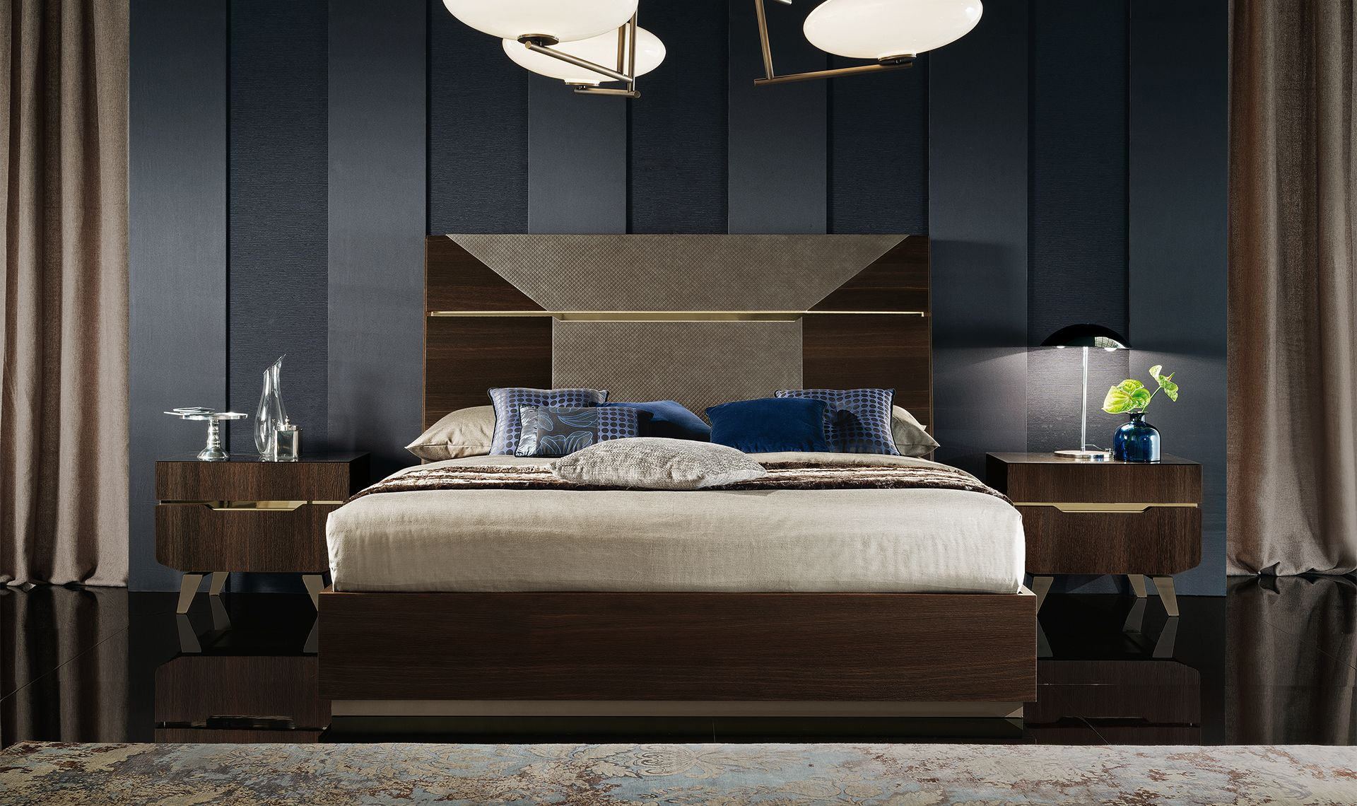 Accademia Bedroom Set Alf Alf In 2019 Italian Bedroom pertaining to Italian Modern Bedroom Sets
