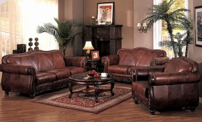 Amazing Full Grain Leather Sofa Manufacturers Photos Living in Full Living Room Sets