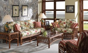Antigua 5 Piece Living Room Set Model 3100 South Sea Rattan American Rattan for Living Room Set For Sale Cheap