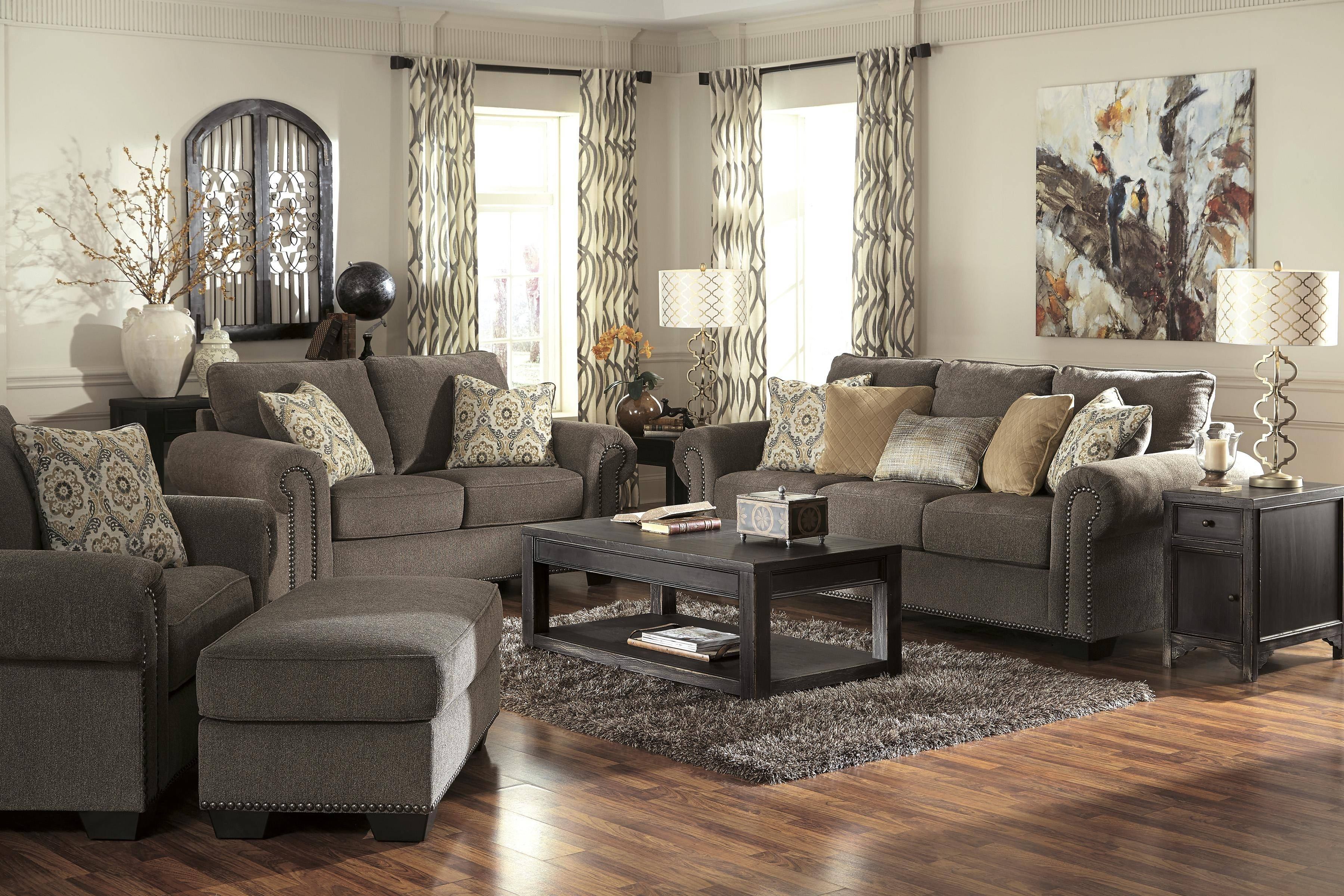 Ashley Emelen 4 Piece Living Room Set In Alloy 45600 38 35 with 15 Some of the Coolest Initiatives of How to Improve 14 Piece Living Room Set