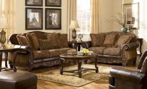 Ashley Furniture Leather Living Room Sets Lih 53 throughout Bedroom And Living Room Sets